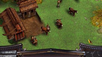 Скриншот Battle Realms