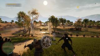 Скриншоты  игры Knights of Light