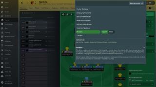 Скриншот Football Manager 2018