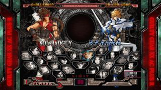 Скриншот Guilty Gear XX Accent Core Plus R