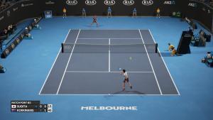 миниатюра скриншота AO International Tennis