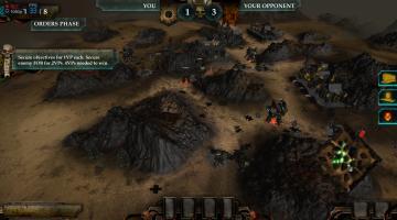 Скриншот Adeptus Titanicus: Dominus
