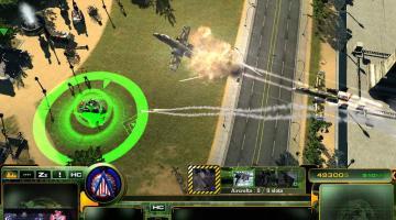 Скриншот Act of War: Direct Action