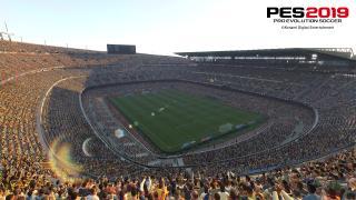 Скриншот Pro Evolution Soccer 2019