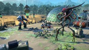 миниатюра скриншота Age of Wonders: Planetfall