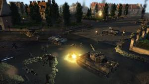 миниатюра скриншота Men of War: Assault Squad