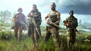миниатюра скриншота Battlefield V