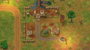 миниатюра скриншота Graveyard Keeper