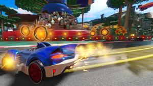 миниатюра скриншота Team Sonic Racing