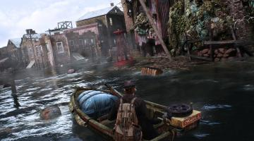 Скриншот Sinking City, the
