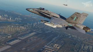 Скриншот DCS World