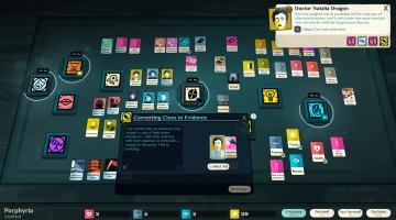 Скриншот Cultist Simulator