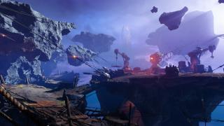 Скриншоты  игры Destiny 2