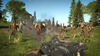Скриншоты  игры Serious Sam 4