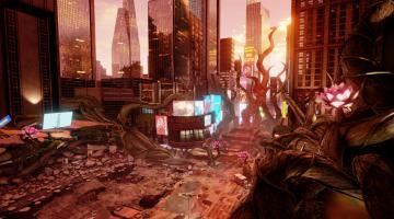 Скриншот Jump Force