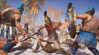 Скриншот Assassin's Creed: Odyssey