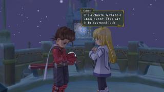Скриншот Tales of Symphonia Chronicles