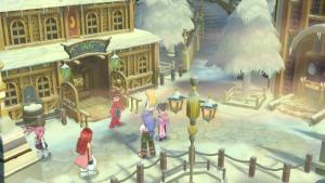 миниатюра скриншота Tales of Symphonia