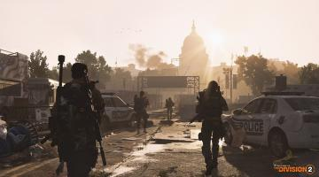 Скриншот Tom Clancy's The Division 2