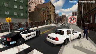 Скриншоты  игры Flashing Lights - Police Fire EMS