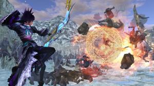 миниатюра скриншота Warriors Orochi 4