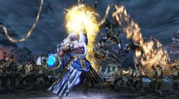 Скриншот Warriors Orochi 4