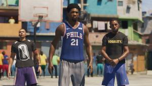 миниатюра скриншота NBA Live 19