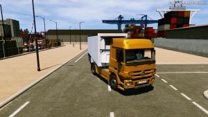 миниатюра скриншота Truck Driver