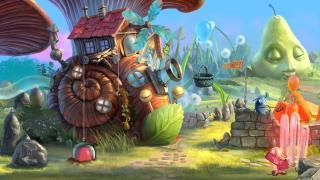 Скриншоты  игры My Brother Rabbit