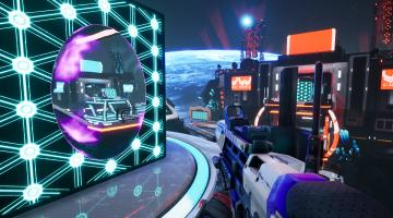 Скриншот Splitgate: Arena Warfare