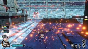 миниатюра скриншота Black Clover: Quartet Knights