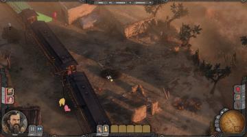 Скриншот Desperados 3