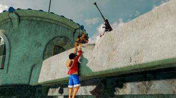 Скриншот One Piece: World Seeker
