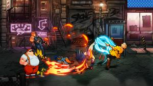 миниатюра скриншота Streets of Rage 4