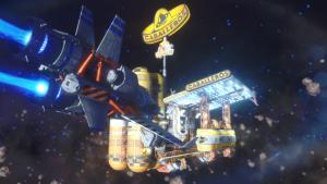 миниатюра скриншота Rebel Galaxy Outlaw