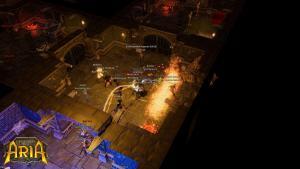 миниатюра скриншота Legends of Aria