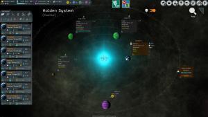 миниатюра скриншота Interstellar Space: Genesis
