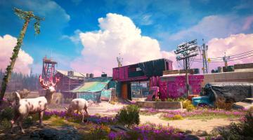 Скриншот Far Cry: New Dawn