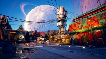 Скриншот Outer Worlds, the