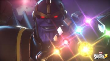 Скриншот Marvel Ultimate Alliance 3: The Black Order