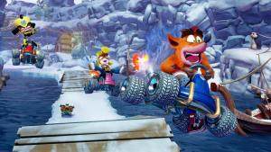 миниатюра скриншота Crash Team Racing Nitro-Fueled
