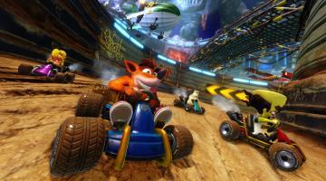 Скриншот Crash Team Racing Nitro-Fueled