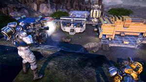 миниатюра скриншота PlanetSide Arena