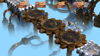 Скриншоты  игры Big Crown: Showdown