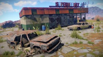 Скриншот Rust