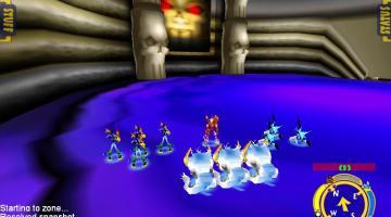 Скриншот Fighting Legends