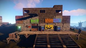 миниатюра скриншота Rust