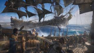 Скриншот Skull and Bones