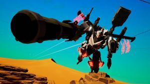 миниатюра скриншота Daemon x Machina