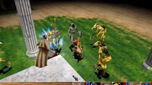 миниатюра скриншота Darkstone